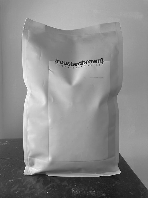 ROASTED BROWN 1KG ESPRESSO BEANS