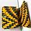 Thumbnail: sacoche à bandoulière pour femmes, sacoche africaine traditionnelle
