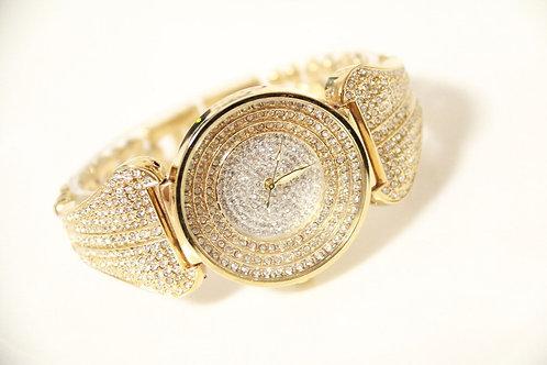 montre femme luxe diamant