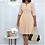 Thumbnail: Robe femme plisser a manche longue ref GG01