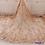 Thumbnail: dentelle, perles brodées à la main, Tulle, filet de dentelle, tissu pour mariage