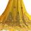 Thumbnail: Tissu george satin  brodé  africain et paillette qualité supérieur ref07