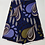 Thumbnail: véritable cire 6 yard/lot impression de tissu africain de haute qualité