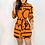 Thumbnail: femme  Dress Blouse Spring Elegant Long Yellow   Fashion Waist