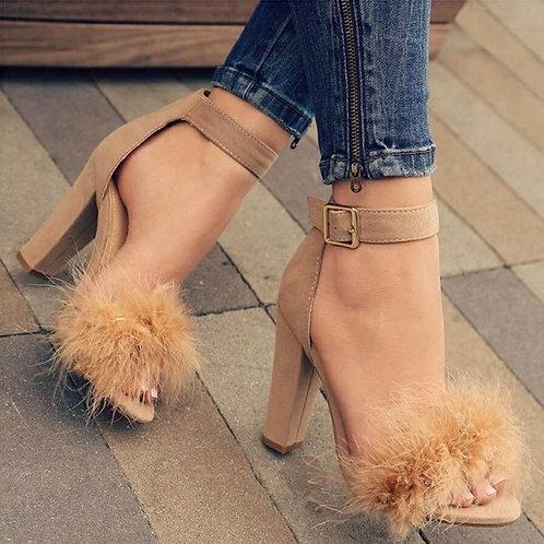 Femmes Chaussures  Sandales À Talons Hauts Sexy
