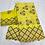 Thumbnail: Tissu brodé en voile suisse et dentelle de haute qualité