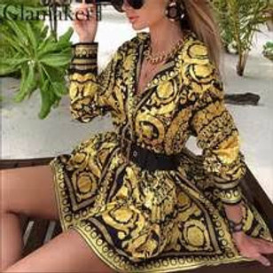 robe courte femme chicdame 00F2