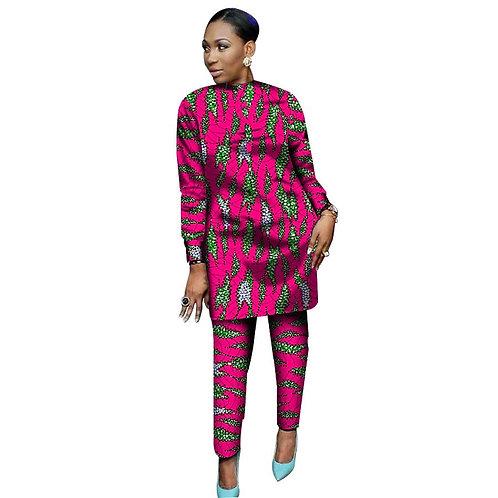 Femmes Mode Afrique Style 2 piece