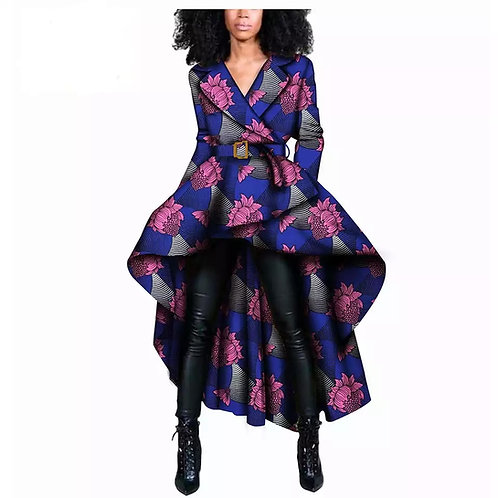 africain manteaux pour femmes  ankara imprimé