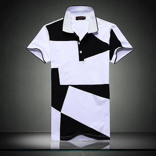 Homme t shirt  Ref OR BL
