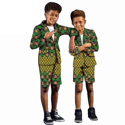 ensemble costume mode pour enfants 2 pièces