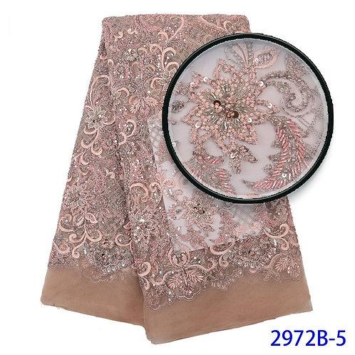 dentelle tissu de haute qualité perles de mariée dentelle richic ref