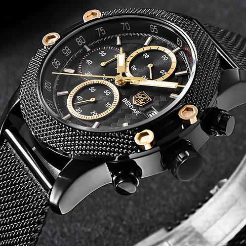 montre homme marque de luxe BENYAR top design