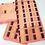 Thumbnail: Tissu brodé en voile suisse et dentelle de haute qualité 4