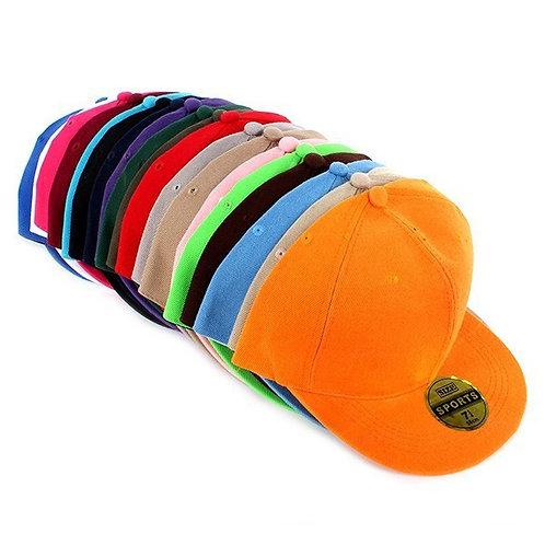 casquette de baseball Réglable vierge