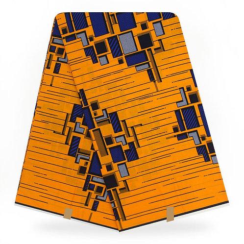 wax prints tissu super cire hollandais 100% coton ref0