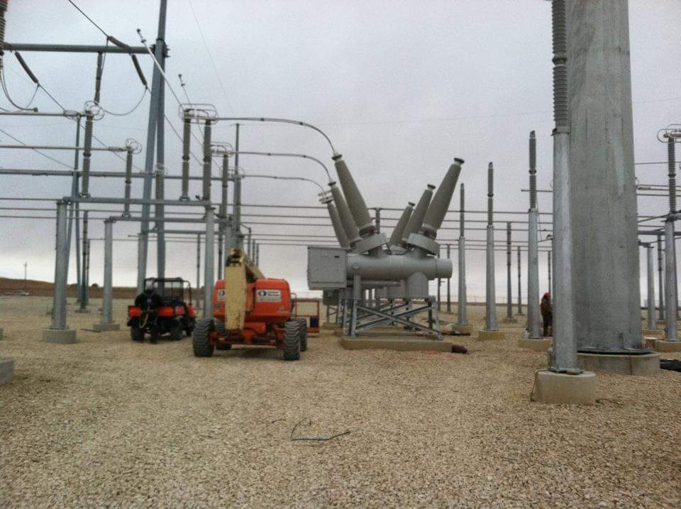 Charlie Creek Substation - BEPC