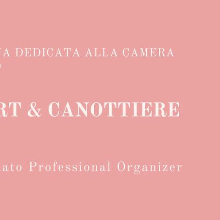 1° GIORNO - T-SHIRT & CANOTTIERE