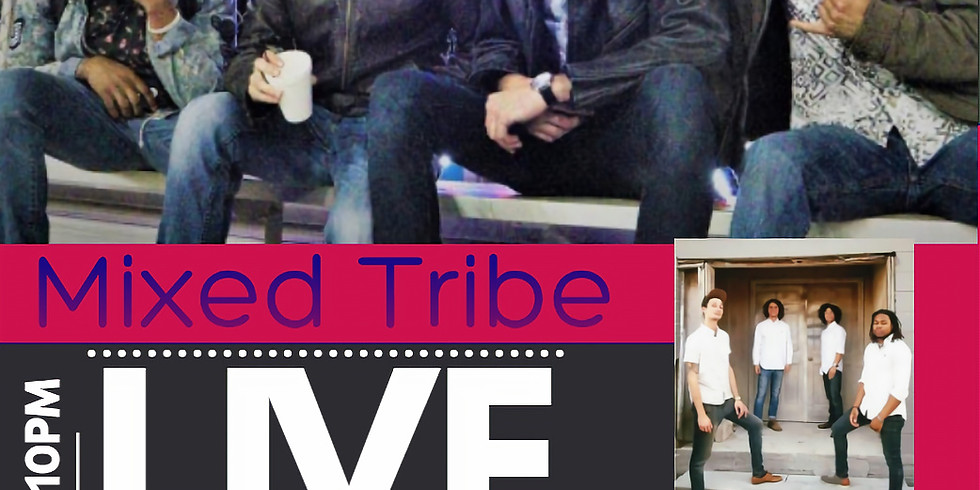 Live Music Night featuring MIXED TRIBE