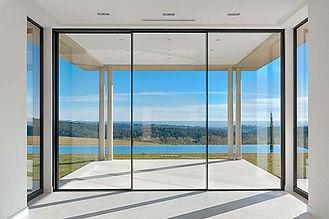 Aluminium Doors - Slimline Sliding Doors