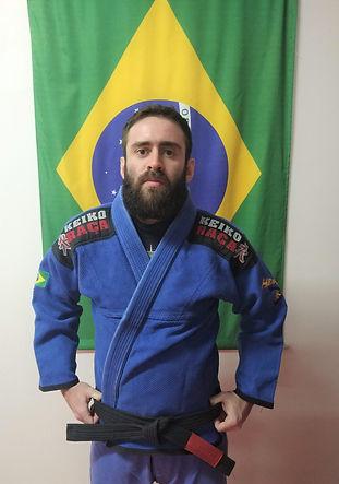 Prof. Gustavo JiuJitsu