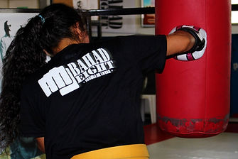Kickboxing Bahad Eight