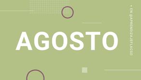 Resumen   Agosto en Aprendizaje FLACSO