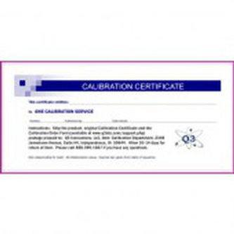 AlcoHAWK Calibration Service Plan One - Slim/Preci