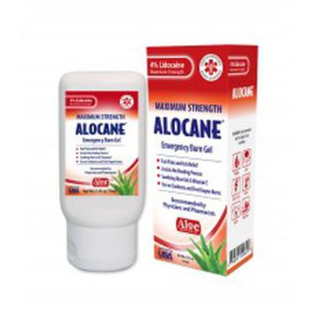 ALOCANE  Maximum Strength Gel