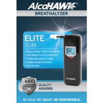 AlcoHAWK Elite Slim Breathalyzer