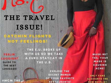 August Issue Of Ms. Heel Magazine