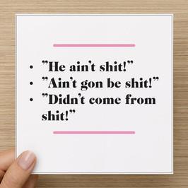 Shit!