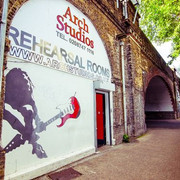 Music spaces in railway arches