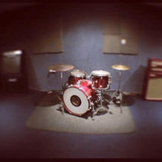 Setting up a music rehearsal space