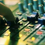 Pre-production for the recording studio