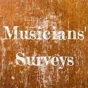 Covid-19 Musicians' Surveys