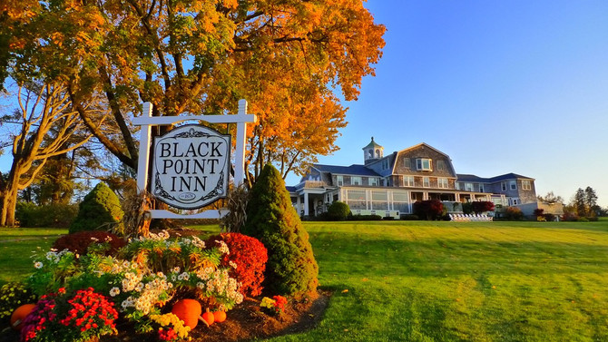 The Black Point Inn: An Oceanfront Luxury Experience