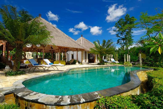 Gaya Villas: A Harmonious Fusion of Art and Zen in Bali
