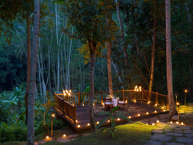 Dining Corner: A Hidden Gastronomic Gem in the Jungles of Ubud