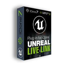 Unreal Live Link Plug-in 1.3 for iclone 7.9