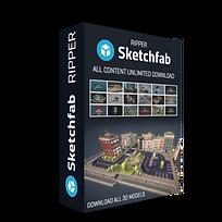 Sketchfab Hack  v1.7.3 - All 3d model unlimited download