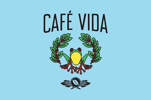 Costa Rica - Central Valley - Café Vida