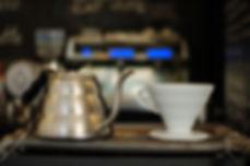 meta coffee lab small batch coffee roaster lincoln, nebraska HarioV60 & Kettle