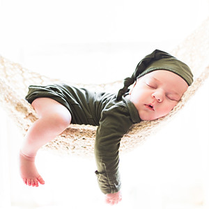 Baby Connor's Home Session