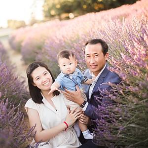 Sonia + Bruce Family Photos