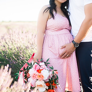 Jamie & Miguel's Maternity