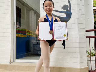 World Ballet Grand Prix - Singapore 2021
