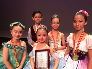 Hong Kong (Asia) Solo Dance Competition 2016