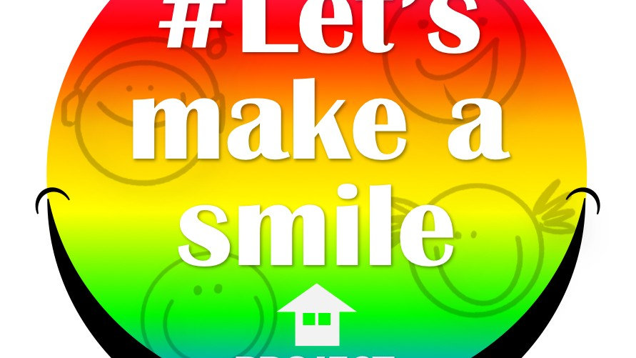 「#Let's make a smile 」PROJECT stay home価格!お部屋装飾キット