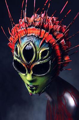 Маски Mask Шлем Головной Убор Freak